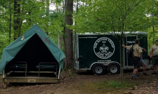 T-133 Trailer @ Summer Camp